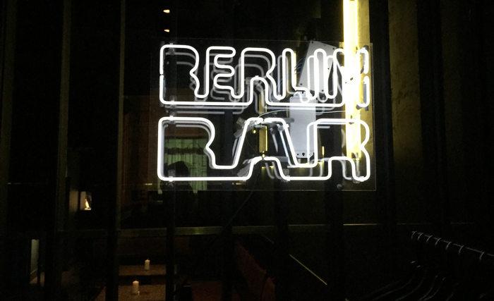 Berlin Bar Moscow 2