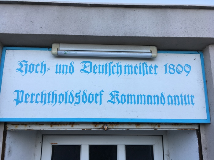 Hoch- und Deutschmeister 1809