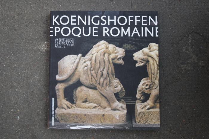 Vivre à Koenigshoffen à l'époque romaine 1