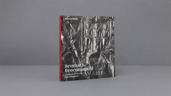 Brumath-Brocomagus — Capitale de la cité des Triboques 1