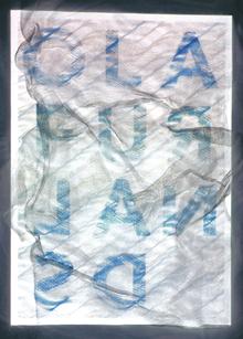 Olafur Arnalds 2015 Tour poster