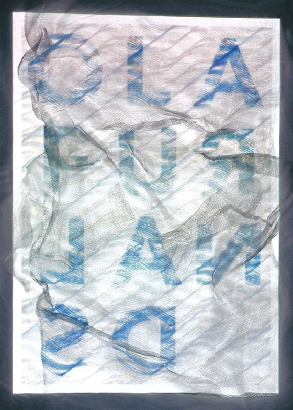 Olafur Arnalds 2015 Tour poster 2