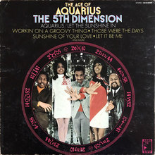 The Fifth Dimension – <cite>The Age of Aquarius</cite>