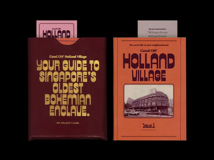 Good OH' Holland Village 1