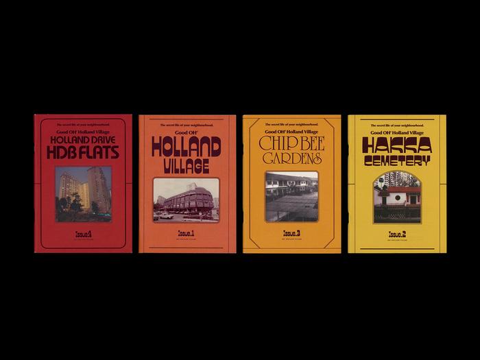 Good OH' Holland Village 6