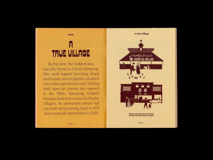 Good OH' Holland Village 12