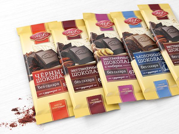 AVK Chocolate Bar 2