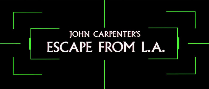 Escape From L.A. movie titles 1