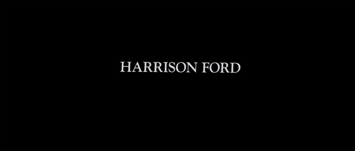 Theatrical Cut opening title.
