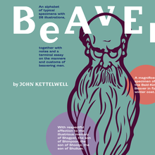 <cite>Beaver</cite> by John Kettelwell, Pavel Kedich web edition