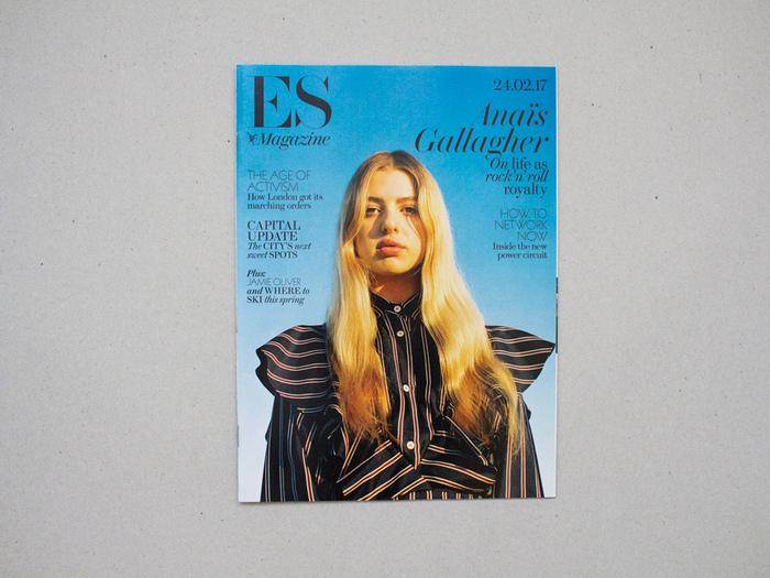 ES Magazine 1
