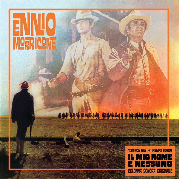 Ennio Morricone – Il mio nome è Nessuno. Colonna Sonora Originale, AMS Records 1