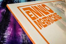 Ennio Morricone – <cite>Il mio nome è Nessuno. Colonna Sonora Originale (</cite>AMS Records) album art