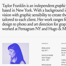 Taylor Franklin