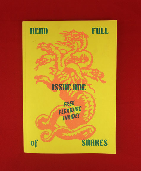Head Full of Snakes, Issue 1 1