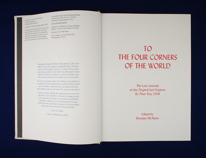 To the Four Corners of the World 3