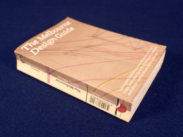 The Melbourne Design Guide 1