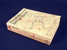 <cite>The Melbourne Design Guide</cite>