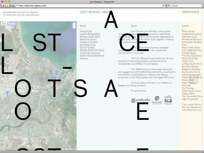 Lost-Spaces.com 1