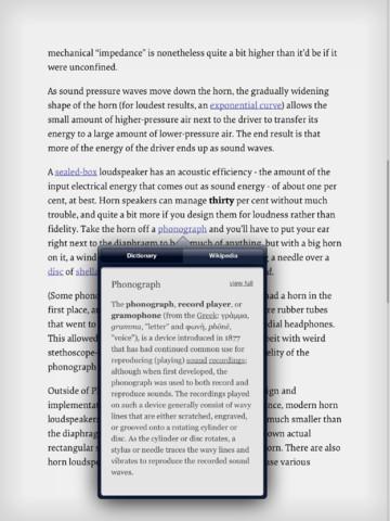 Instapaper iOS App 7