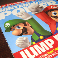 <i>Nintendo Power</i> Magazine, 2005 redesign