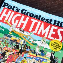 <i>High Times</i> 2012
