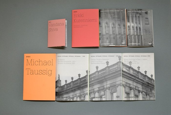 dOCUMENTA (13) notebooks 2