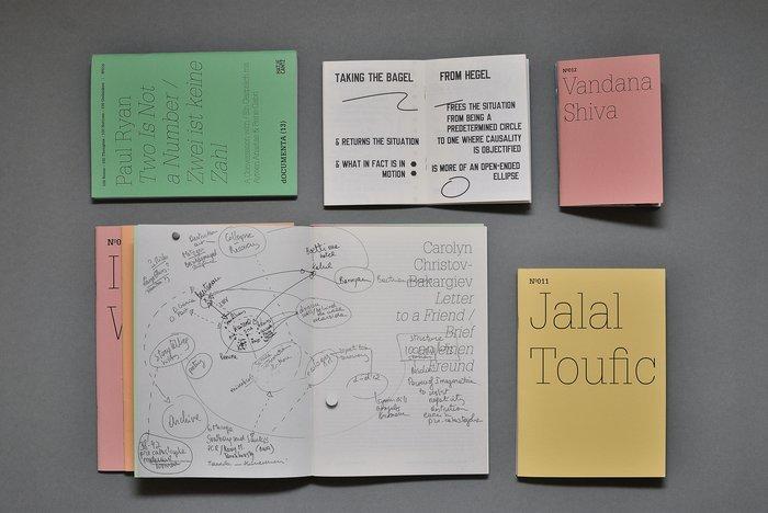dOCUMENTA (13) notebooks 3