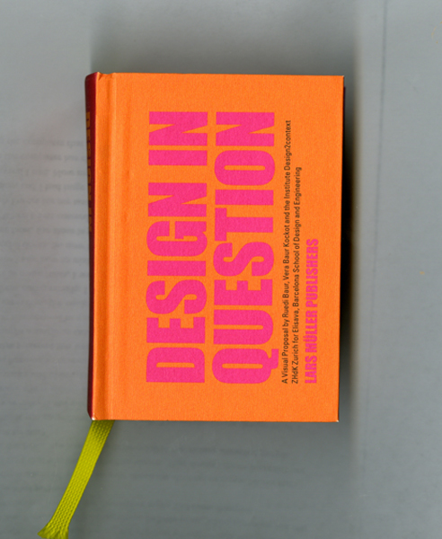 Design in Question Book 2