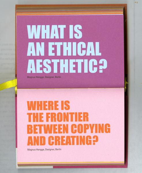 Design in Question Book 1