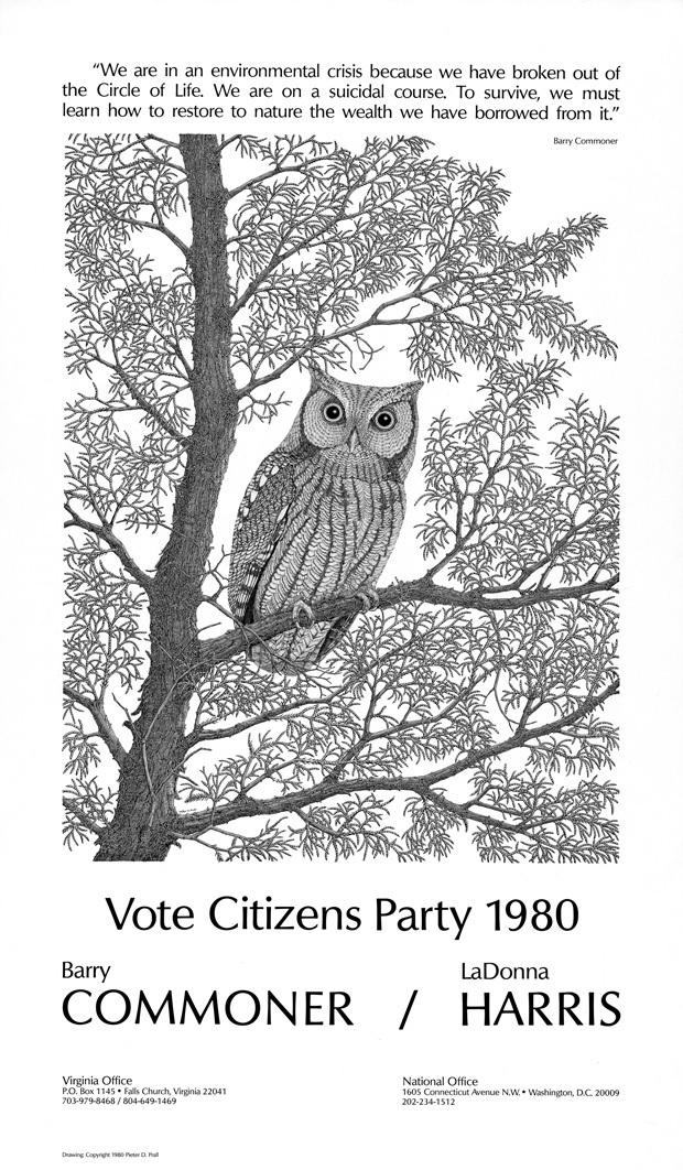 Vote Citizens Party 1980