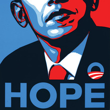 Obama 2008 Campaign Posters