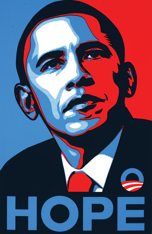 Obama 2008 Campaign Posters 1