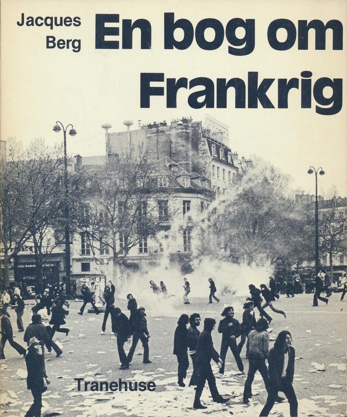 En bog om Frankrig book cover
