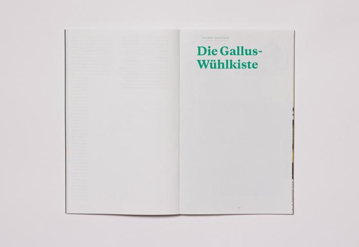 Die Gallus-Wühlkiste (Typotron) 1