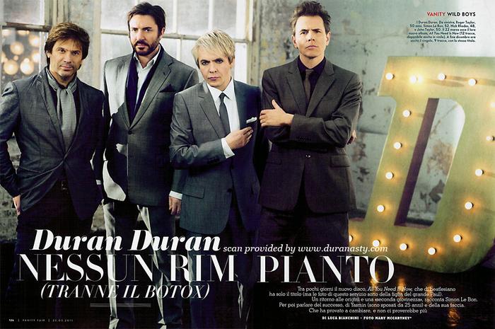 Italian Vanity Fair (2011) 1