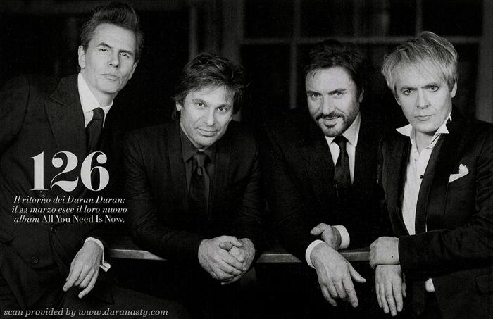 Italian Vanity Fair (2011) 3