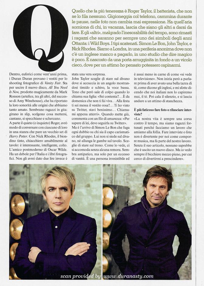 Italian Vanity Fair (2011) 4