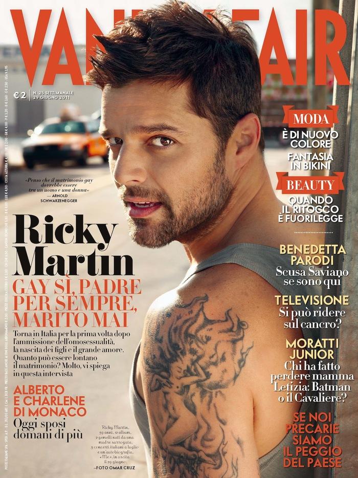 Italian Vanity Fair (2011) 5