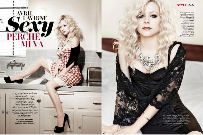 Italian Vanity Fair (2011) 6