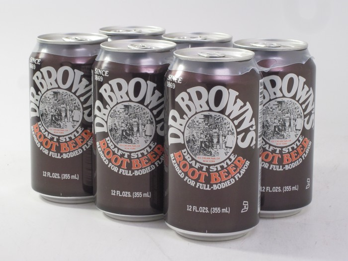 Dr. Brown's soda 1