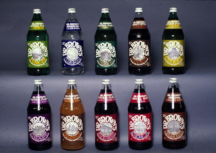 Dr. Brown's soda 2