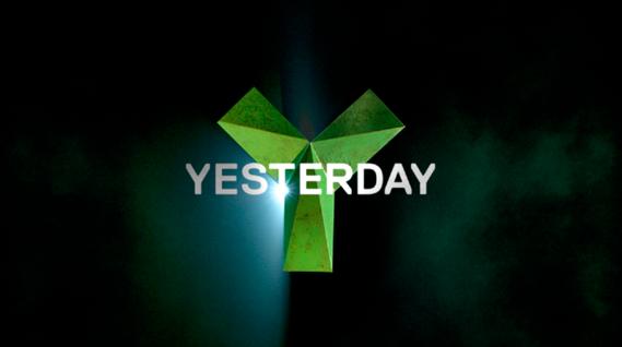 UKTV Yesterday Identity 3