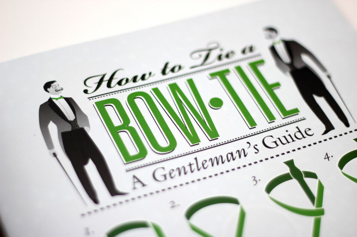 How to Tie a Bow-Tie 2