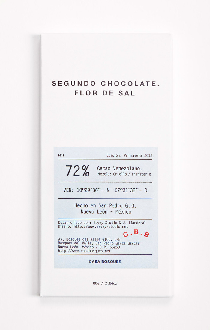 Casa Bosques Chocolates 5