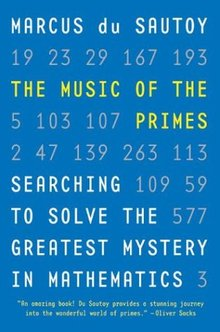 <cite>The Music Of The Primes</cite>  by Marcus du Sautoy