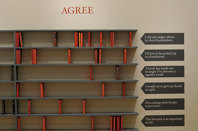 2010 AIGA 50 Books/50 Covers Exhibition 4