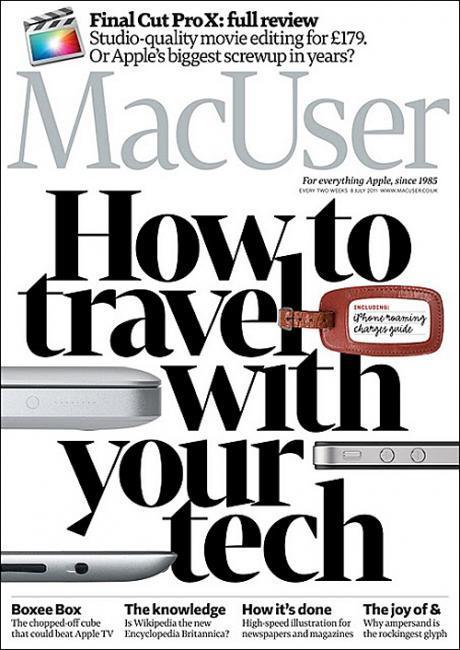 MacUser (UK) 3