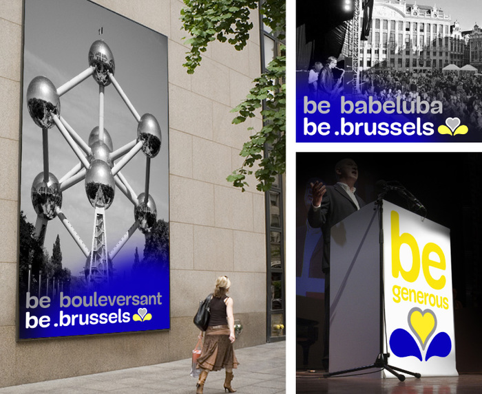 Be Brussels Identity 1