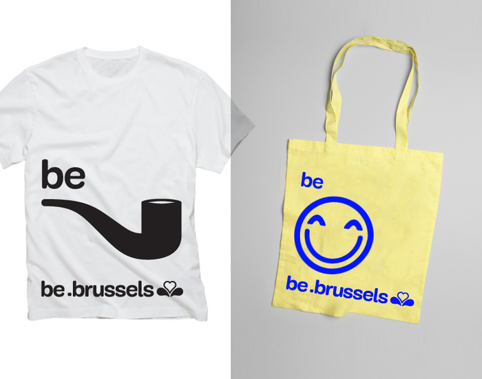 Be Brussels Identity 2